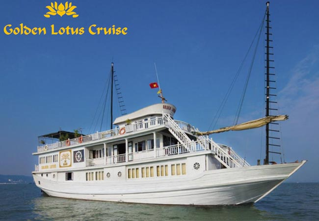 Halong Bay Golden Lotus Cruises