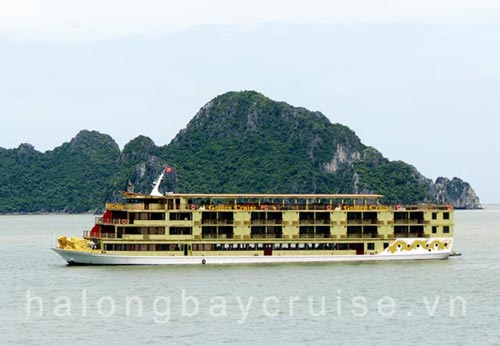 Featured Images of Golden cruise Halong Bay
