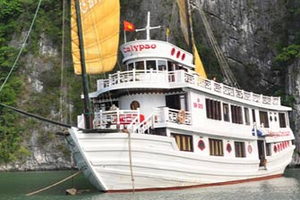 Tour du thuyền Calypso 2 ngày 1 đêm