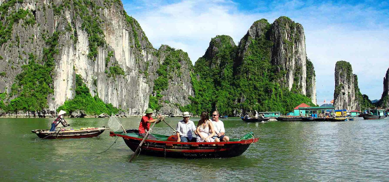 Why Halong Bay?