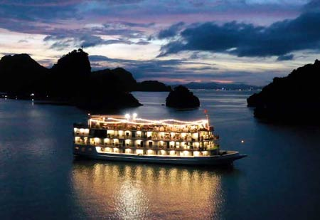 Sleeping on Halong Bay Cruises