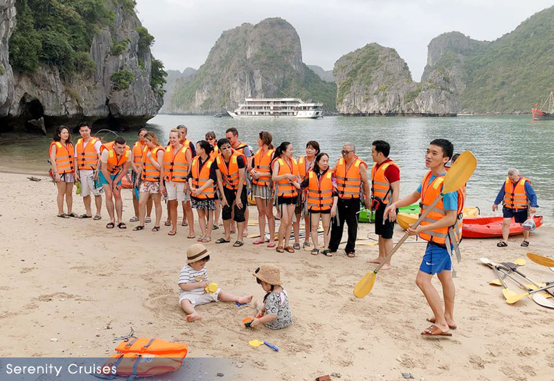 Summer Promotion 2019 of Halong Bay Cruises