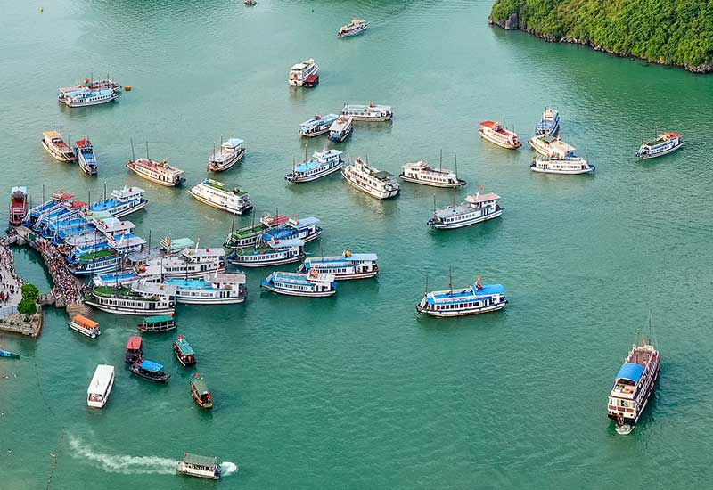First Time Trip to Halong Bay in 2020