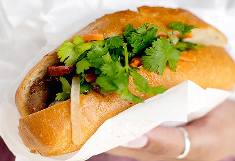 Google Doodle dishes up savory Vietnamese street-food sandwich