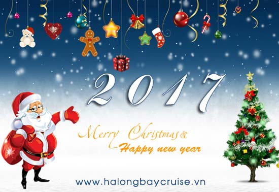 Halong Bay: Merry Christmas Party on board