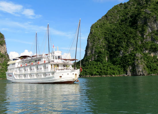 Halong Bay 2 Days - 1 Night Boat Cruise