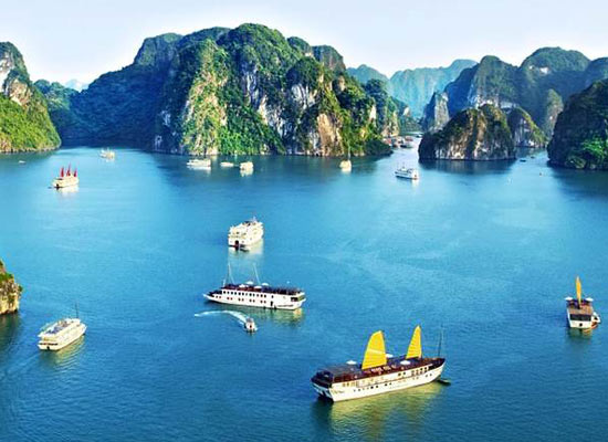 Halong Bay Tours from Hanoi Price