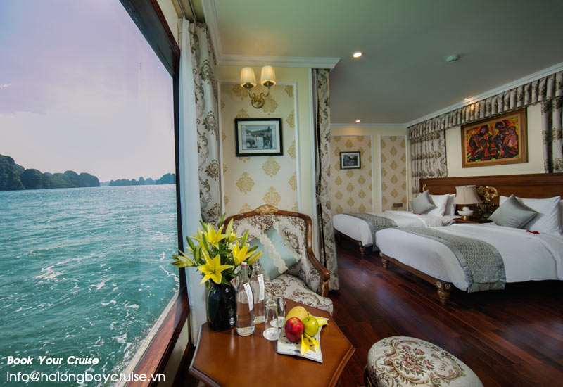 October Cruises - Best Halong Bay Cruises of Oct 2019