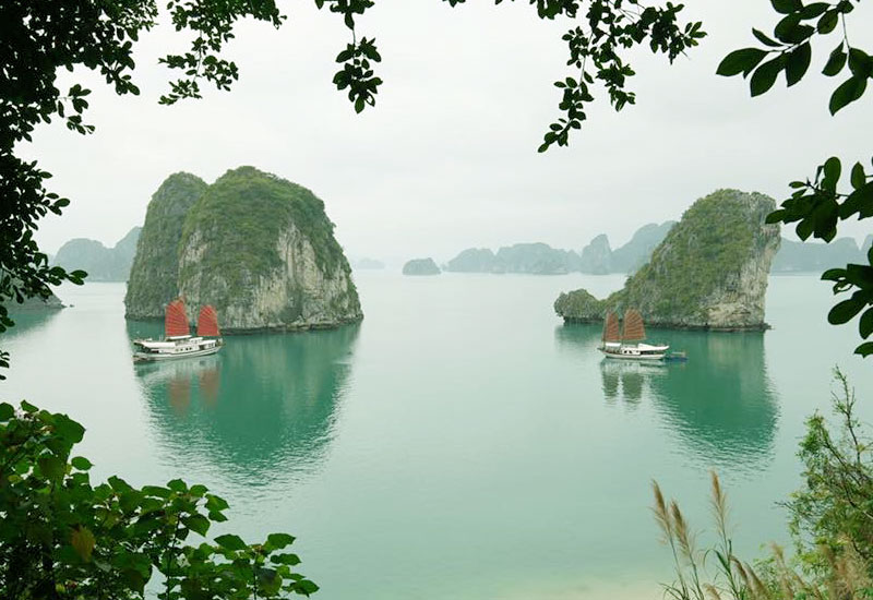 September Cruises - Best Halong Bay Cruises of Sep 2019