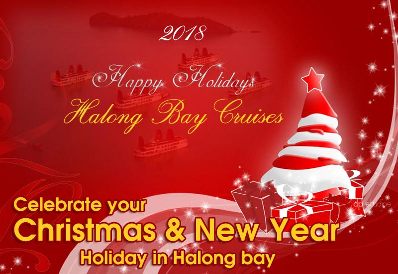 Celebrate your Christmas & New Year Holiday in Halong bay