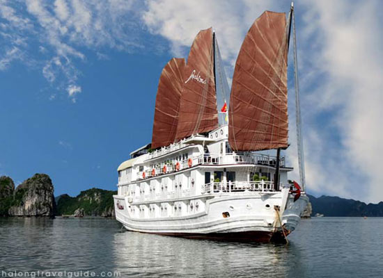 Halong bay cruise price