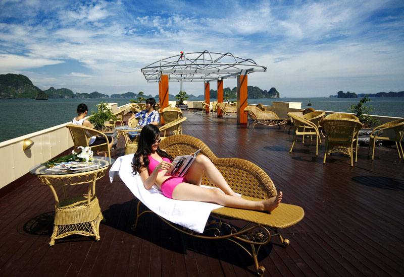 Summer Promotion 2018 of Halong Bay Cruises
