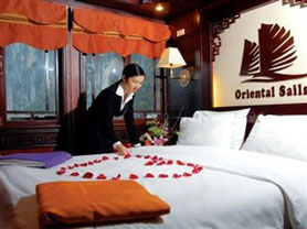 Oriental Sails Cruise 3days/2nights