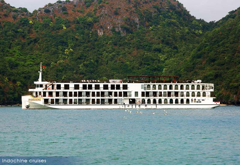 Indochine Cruise 3 Days 2 Nights