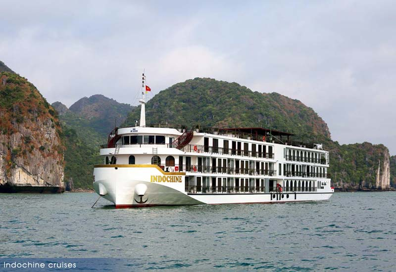 Indochine Cruise 2 Days/1 Night