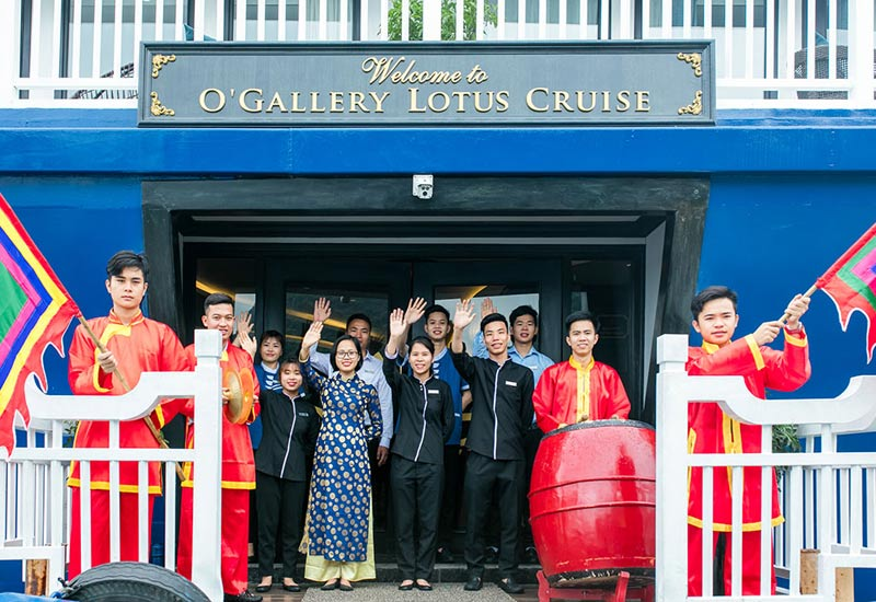O'Galery Lotus Cruise 3 Days 2 Nights