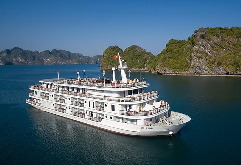 Hilton - Paradise Elegance Cruise 5 Days/4 Nights