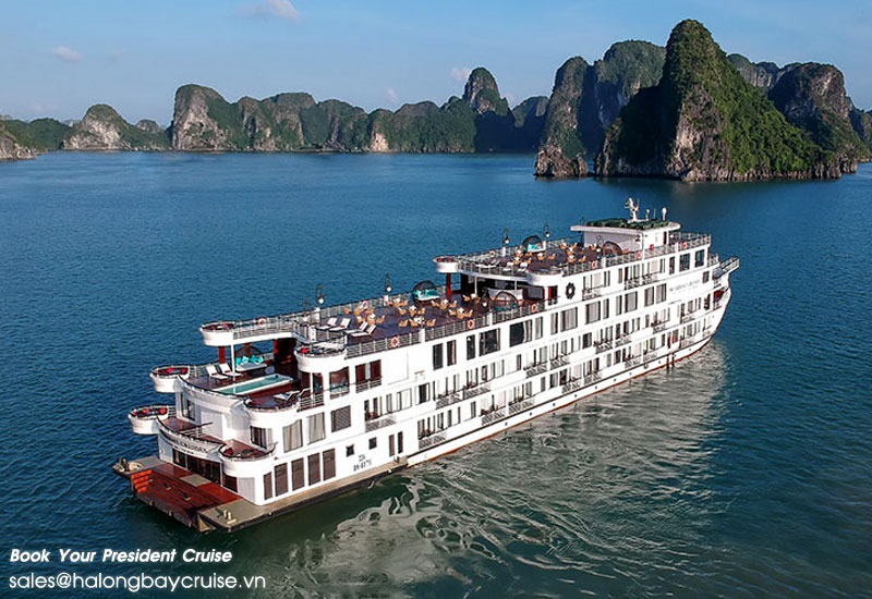 President Cruise 2 Days/1 Night