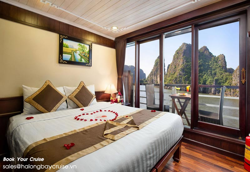 Hanoi - Glory Cruise 5 Days/4 Nights