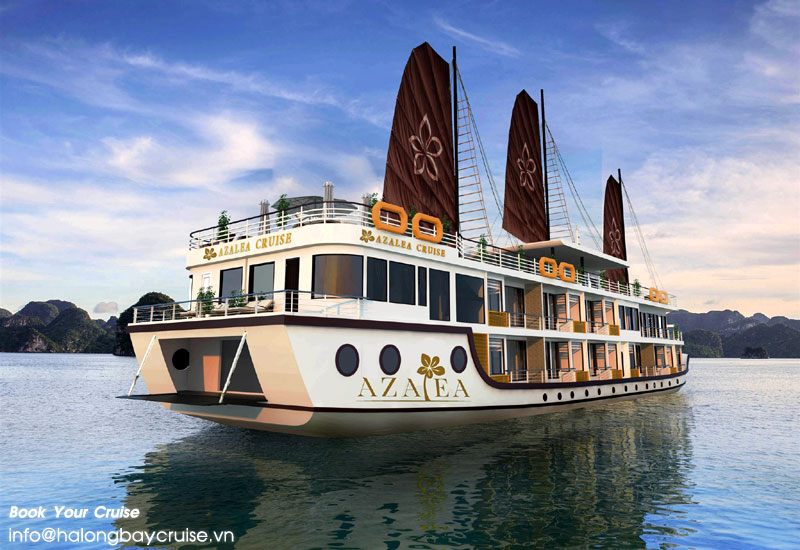 Azalea Cruise 2 Days/1 Night