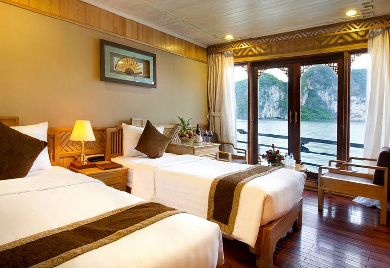 Hanoi Pelican Cruise 6 Days/5 Nights