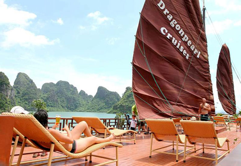 Dragon Pearl Cruise 3 days/2 nights