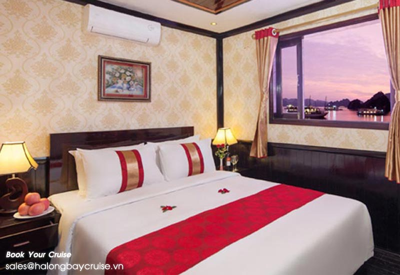 Golden Lotus Premium 2 Days 1 Night