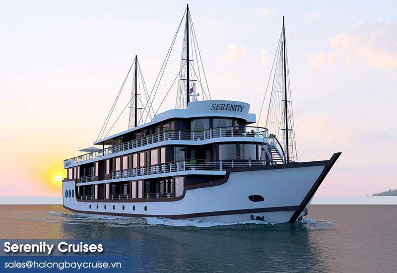 Serenity Cruises 2 Days/1 Night