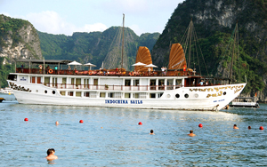 Indochina Sails 3 days/2 nights