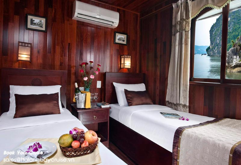 Huong Hai Cruise 2 days/1 night