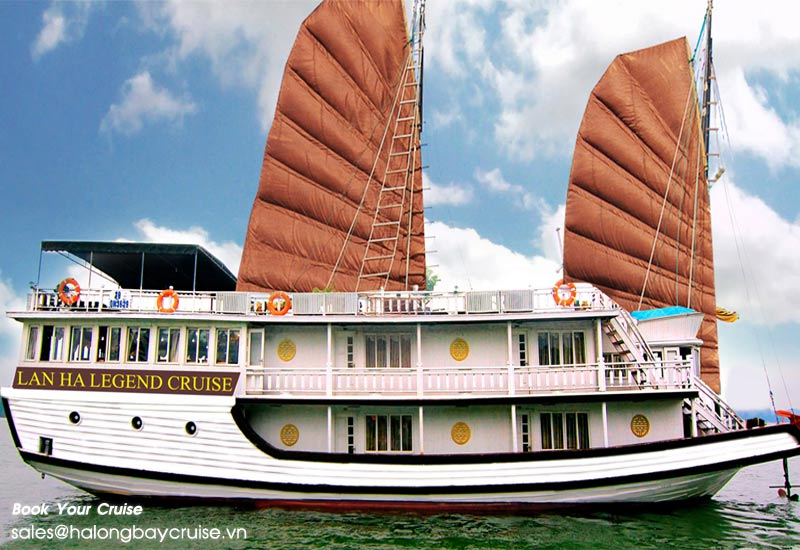Lan Ha Legend Cruise