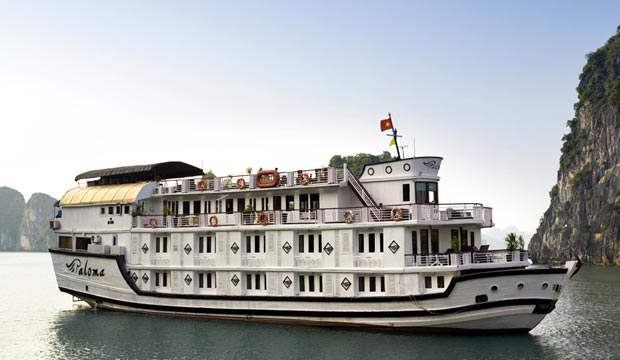 Paloma cruise in Halong Bay - 2 days