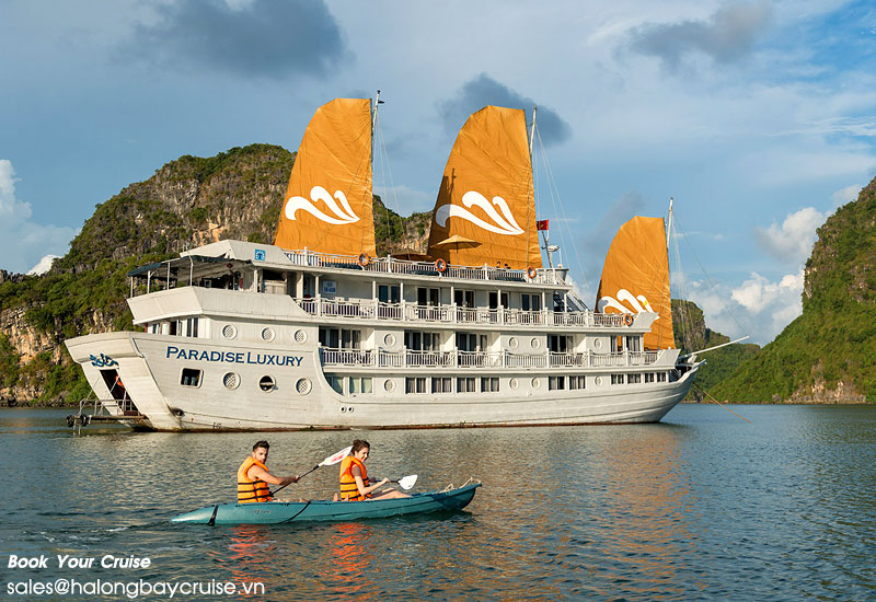 Paradise Luxury Cruises