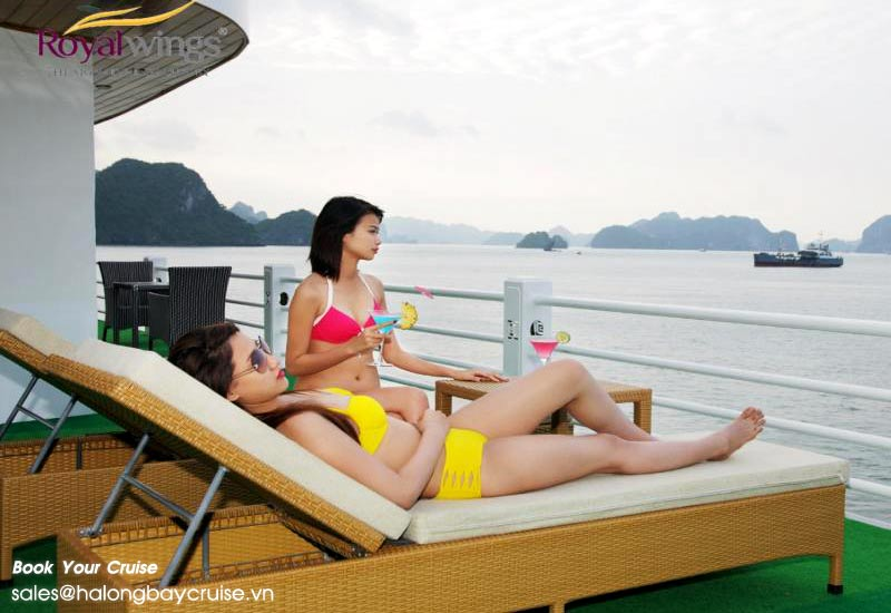 Royal Wings Cruise 3 days/2 nights