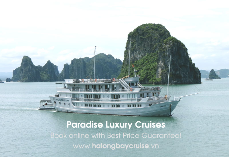 Paradise Cruises Halong Bay