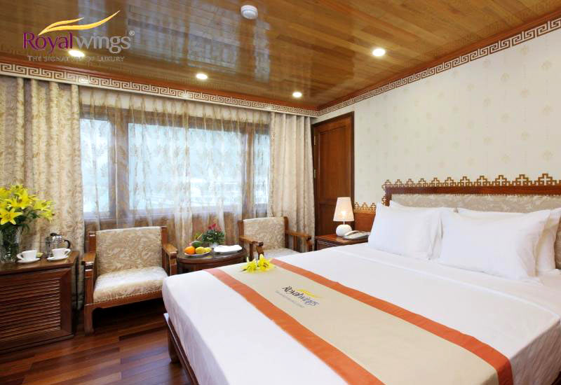 Royal Wings Cruise Cabins