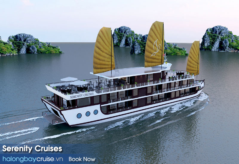 Halong Serenity Cruises Overview