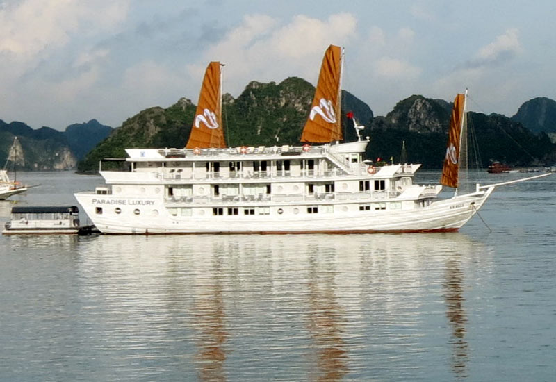 Paradise Cruises Halong Bay Best Luxury Cruise Deals And Last Minute Paradis