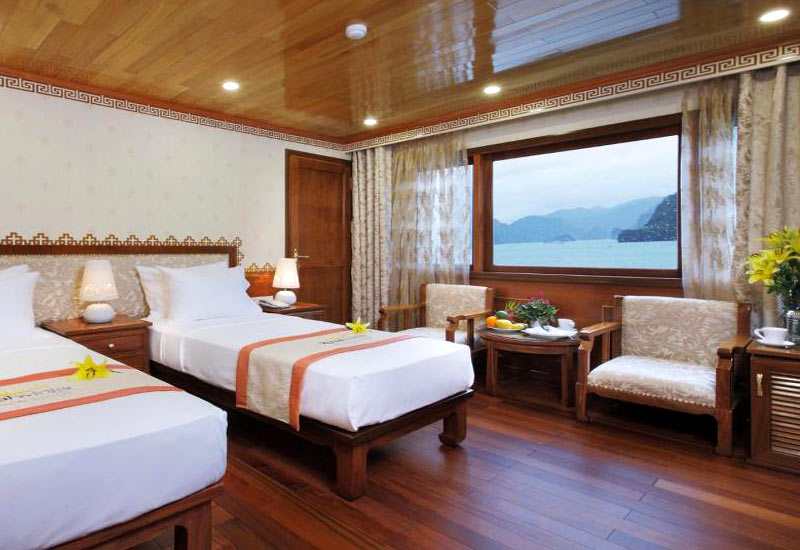 Royal Wings Cruise twin cabin